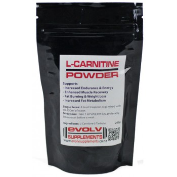 L-Carnitine 200g | 66 Servings