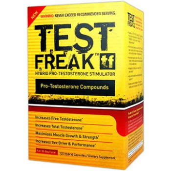 Pharmafreak Test Freak Test Booster